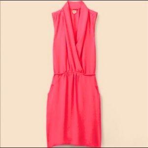 Wilfred by Aritzia Sabine Dress XS Hot Pink